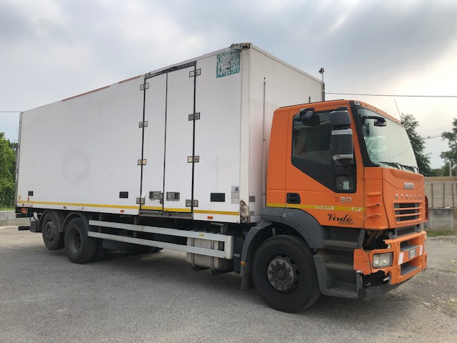 IVECO STRALIS 260 AD 330 YPS